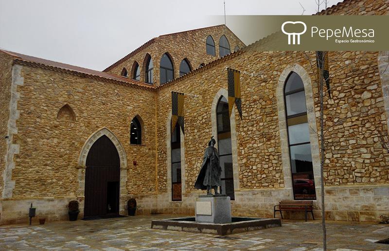 Cuenca/ Abadía de Jábaga