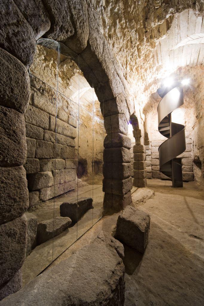 Toledo/Cuevas de Hércules - Cuevas