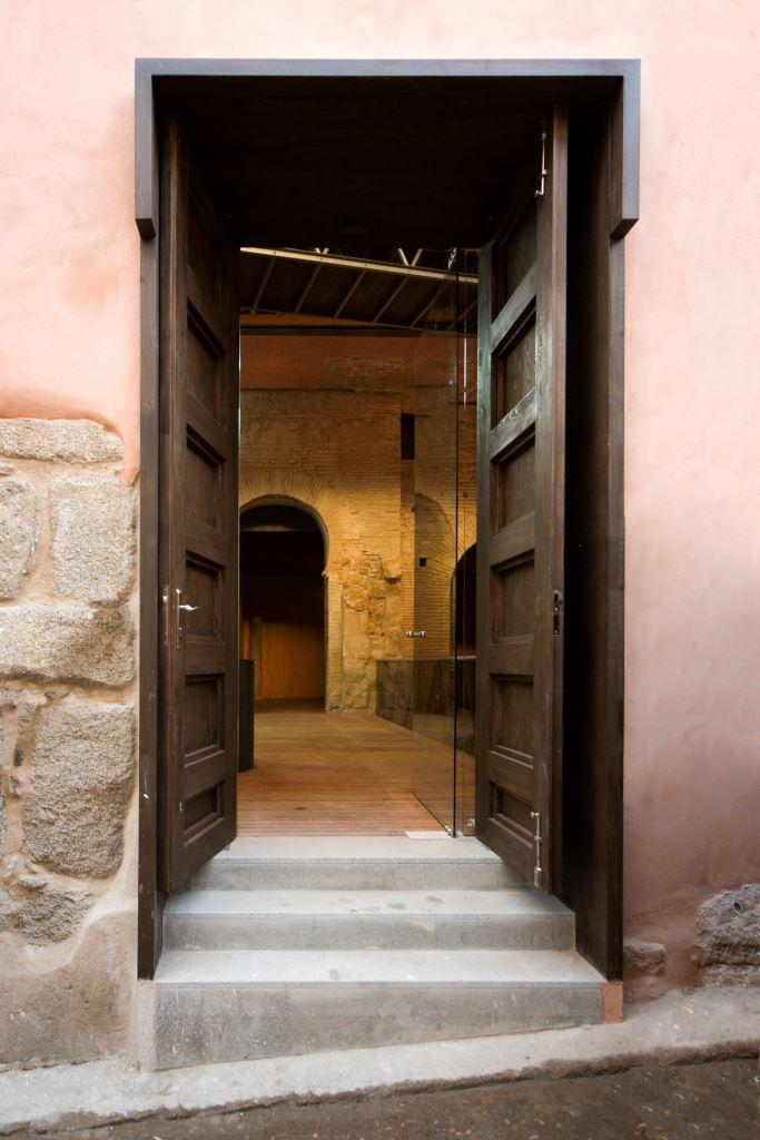 Toledo/Cuevas de Hércules - Entrada