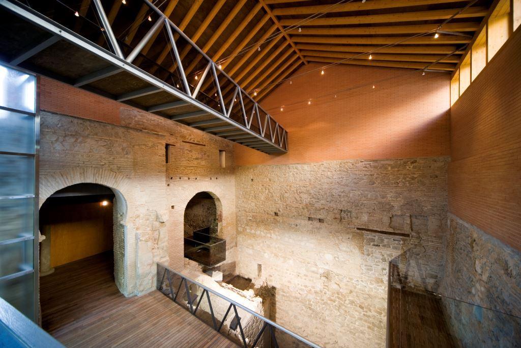 Toledo/Cuevas de Hércules - Interior y zona para catering