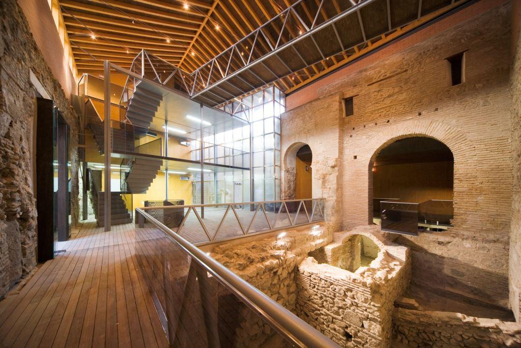 Toledo/Cuevas de Hércules - Interior