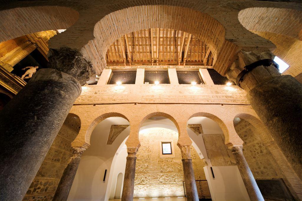 Toledo / Iglesia de San Sebasti�n - Interior