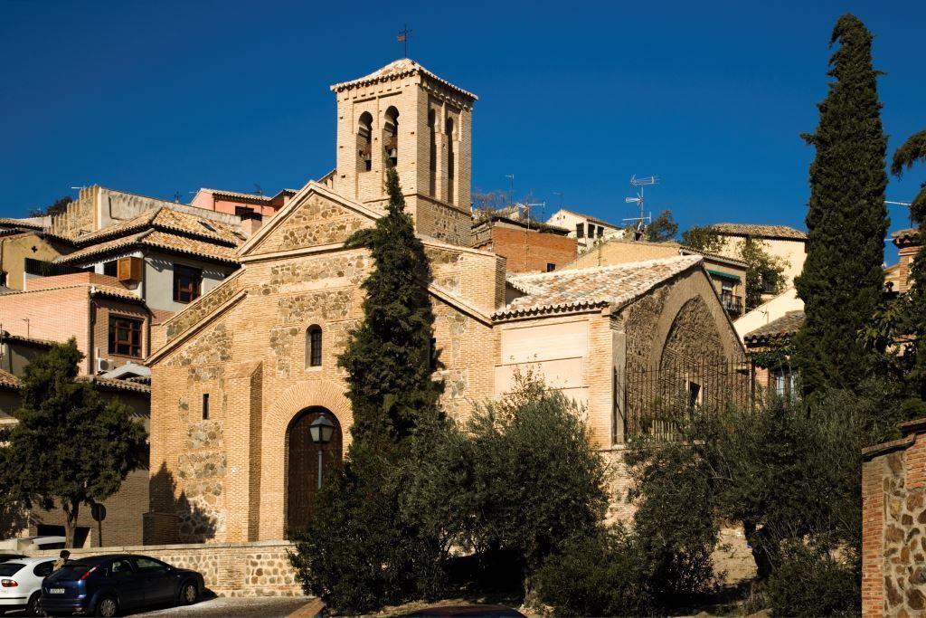 Toledo / Iglesia de San Sebasti�n - Exterior