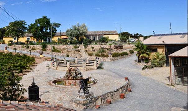 Tarancón / Hacienda el Carrizal