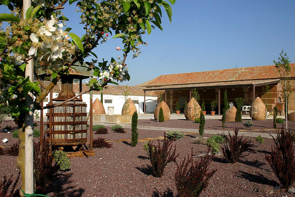 Toledo/ Bargas /Finca Loranque - Jardines