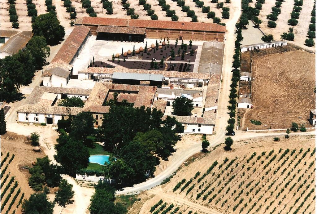 Toledo/ Bargas /Finca Loranque - Vista aérea