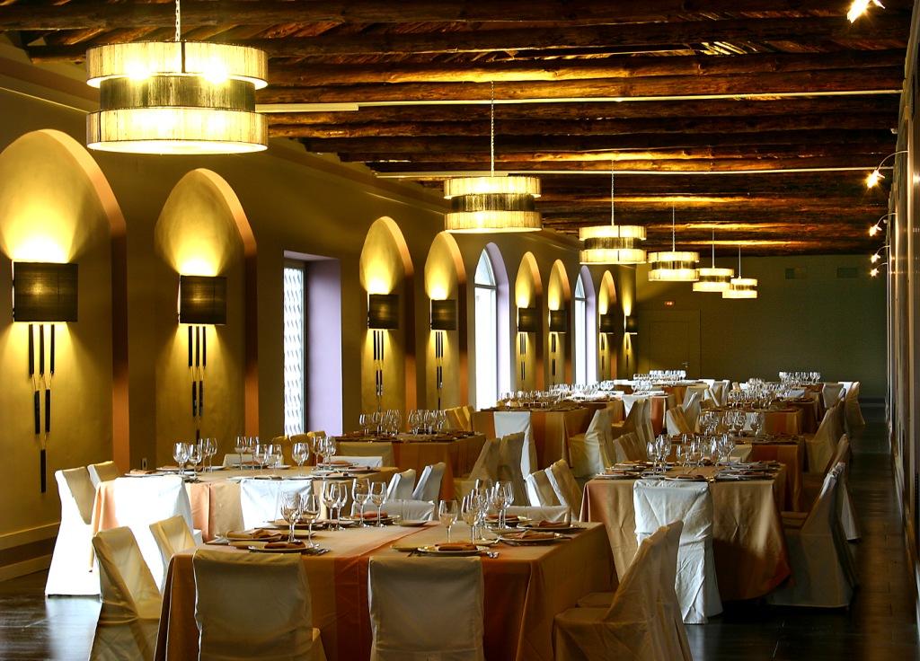 Toledo/ Bargas /Finca Loranque - Salón La Cruz